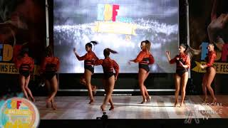 Danzonn Ladies Team - Salsa Show | EDF 2018