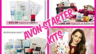 Avon Starter Kits & How to get started Selling AVON