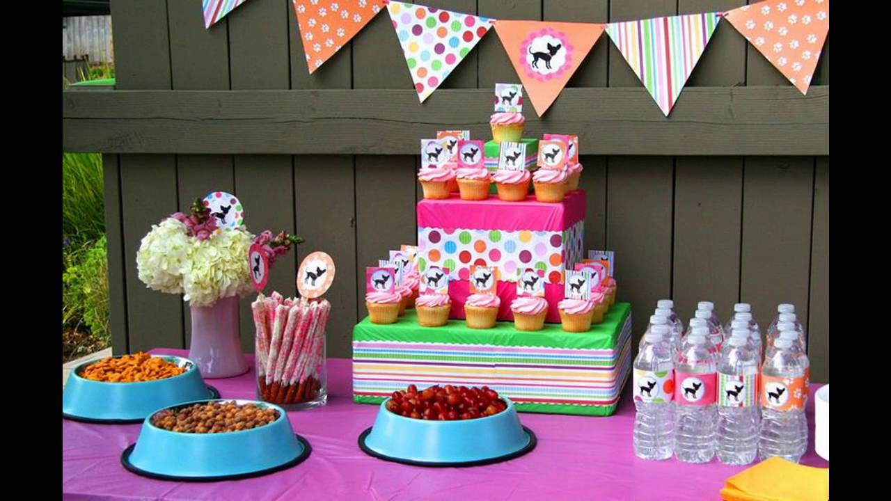 Easy Diy ideas for birthday decorations YouTube