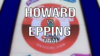 2020 Men's Tankard Final - Howard vs Epping