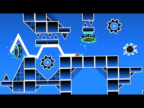 [Layout] ''Omicron'' By Team Proxima (Upcoming Extreme Demon) | Geometry Dash