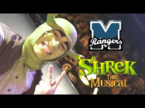 Shrek the Musical - Methuen High School 2016