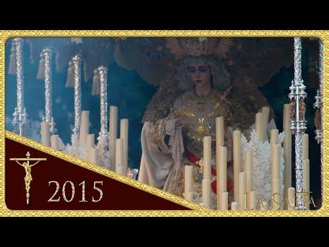 Ntra. Señora de la Salud por San Pablo - San Gonzalo (Semana Santa de Sevilla 2015)