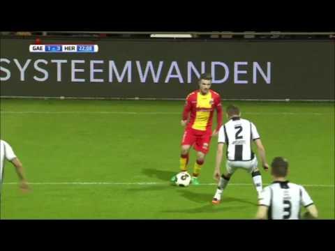 Samenvatting Go Ahead Eagles - Heracles Almelo (2016/2017)