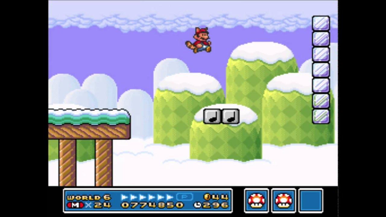 super mario bros 3 online spielen