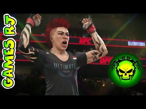EA UFC 3 = PRIMEIRA DEFESA DE TITULO - GAMEPLAY (( XBOX ONE ))
