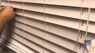 How to Change the Slats on your Window Blinds from SelectBlinds.com