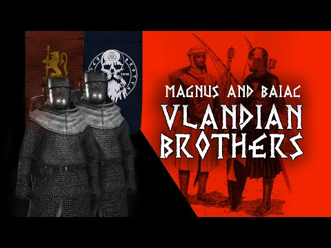 Vlandian Brothers V Vlandian Sargeants | Mount & Blade 2 Bannerlord  Beta Captain Mode Gameplay Duos