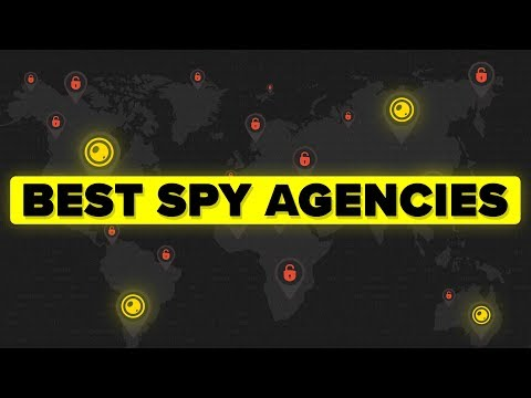 Which Are the Best Spy Agencies in the World?