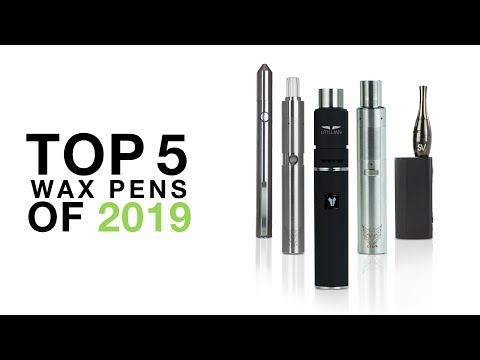 Top 5 Best Wax Pens 2019 – TVape
