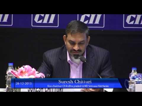 Suresh Chitturi Srinivasa Hatcheries