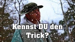 Kennst du den Trick mit dem Schweden Poncho?