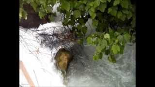 Водопады Баниас.Израиль(Видео и фотографии сделаны в израильском заповеднике Баниас 24.04.2013., 2013-06-15T15:01:26.000Z)
