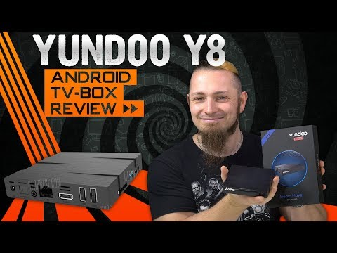 YUNDOO Y8 📺 Eine der stärksten Android TV-Boxen? [Review, Technik, German, Deutsch]