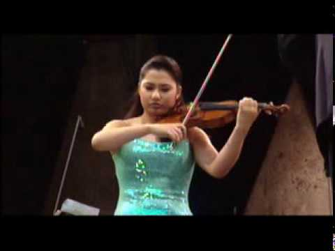 Sarasate - Aires Zingaros - Sarah Chang (Violin) & Berliner Phil -Placido Domingo.mpg