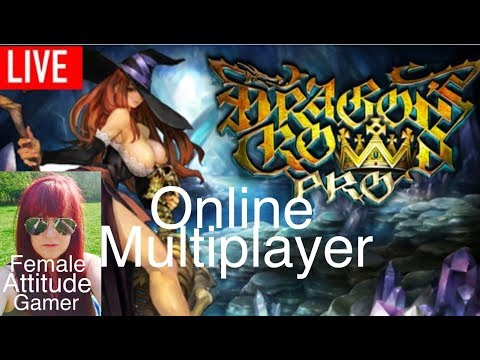 Dragon's Crown Pro Multiplayer Dungeon Runs LIVE Stream Gameplay Online PS4