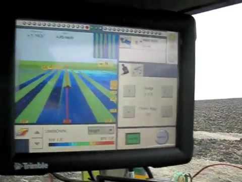 trimble ez guide 250 firmware update