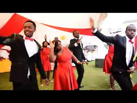BEST WEDDING DANCE(TEAM JIVA) Zambia