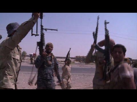 Iraqi troops, Kurdish fighters celebrate end of Amerli blocus