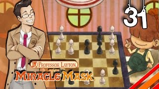 """Professor Layton and the Miracle Mask   """"A New Lead""""   Part 31"""