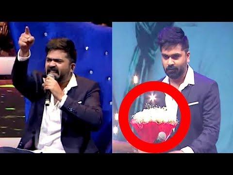 Simbhu was paid to take part in Super singer ? What really happened  ? | STR|