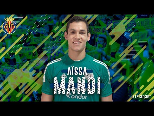 Aïssa Mandi ya es 'groguet'