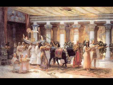 egyptian song - cleopatra