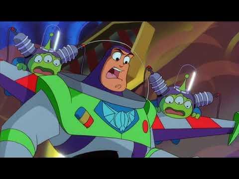Buzz Lightyear of Star Command   episode 0   The adventure begins
