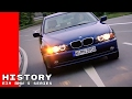 1995 - 2004 BMW 5 Series E39 History