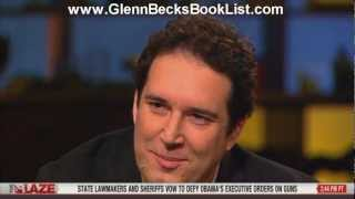 "Glenn Beck talks 3D Technology w/ Hod Lipson Book ""Fabricated The New World of 3D Printing"""