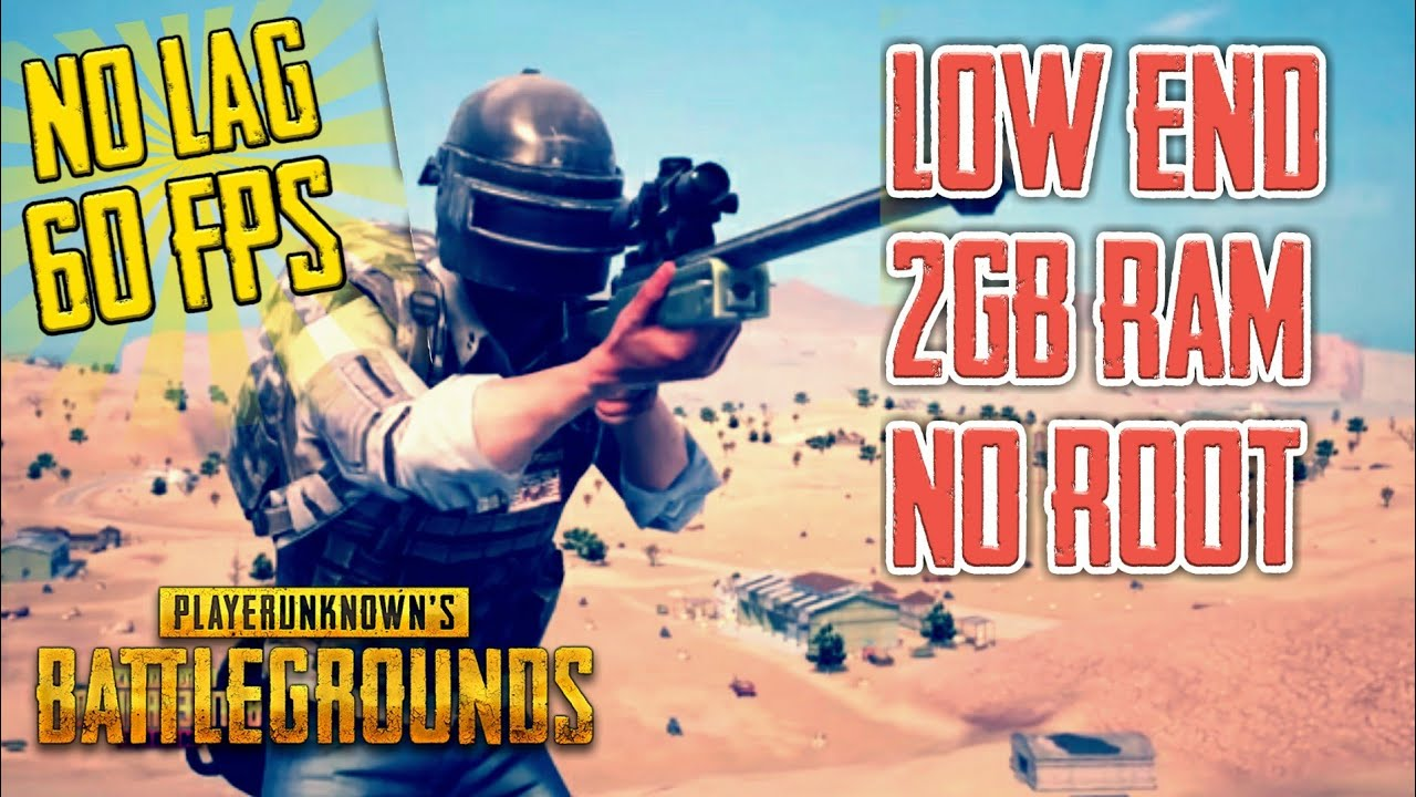 Increase Fps In Pubg Mobile And Fix The Lag: PUBG Mobile LAG FIX Android 2GB Ram And 60 FPS