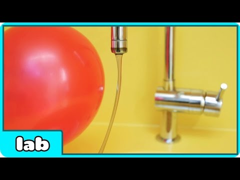 Bending Water Trick and 2 Amazing Science Experiments That You Can Do At Home by HooplakidzLab