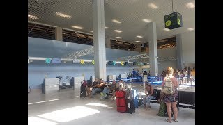 New Look Skiathos Airport 2019 Review