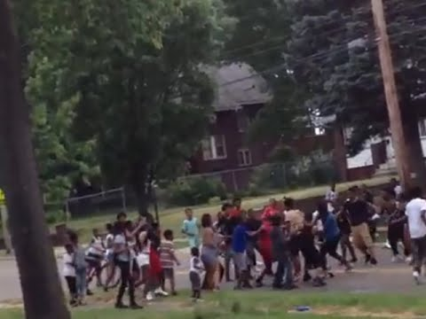 Brawl caught on camera in Akron's Perkins Park, residents want increased security