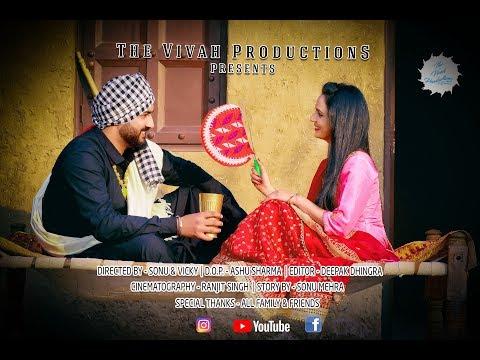 Udaariyan | Satinder Sartaj | Best Pre-wedding 2019 | Raja & Manpreet | The Vivah Productions