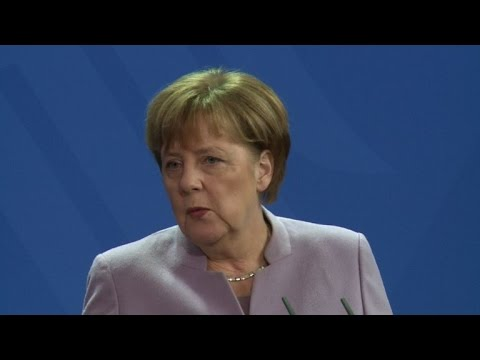 Thumbnail: Merkel says NATO important for US too