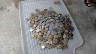 Juntando Moedas R$:1 Real E R$:50 Centavos Em Dez Meses
