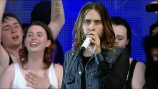 Thirty Seconds to Mars - Up in the Air (Donington Park 2013)