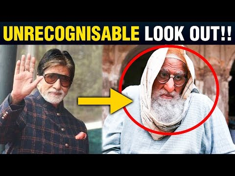 Amitabh Bachchan's UNRECOGNISABLE Look From His Next Film Out | Gulabo Sitabo Mp3
