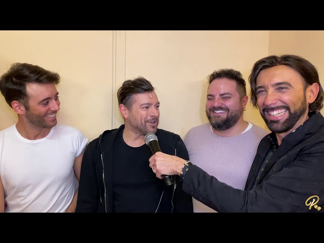 Kinky Boots - Intervista a Michele Savoia, Giulio Pangi e Luca Pozzar