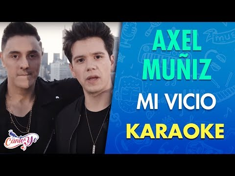 Axel Muñiz ft Joey Montana – Mi vicio [Video Oficial] | Canto yo