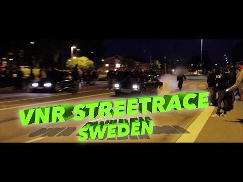 VNR Streetrace 2016 Västerås, Sweden