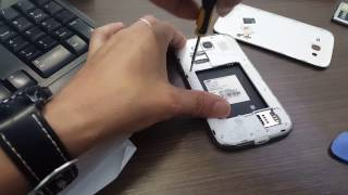 Troca tela GT-I9082L Samsung Galaxy Grand Duos