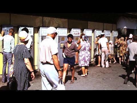 Советские Автоматы с Газировкой ★★★ Вспомним СССР