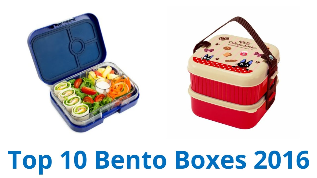 10 best bento boxes 2016 youtube. Black Bedroom Furniture Sets. Home Design Ideas