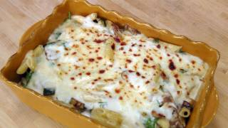Veggie Pasta Bake - Recipe By Laura Vitale - Laura In The Kitchen Episode 144