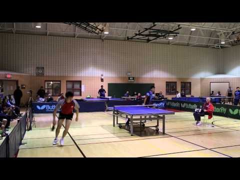 Potomac Fall Open 2015  Final Bowen Chen  - Jeff Zeng