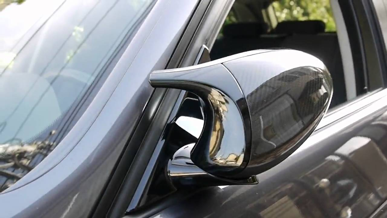 Bmw 320d Touring With M3 Electric Folding Door Mirror