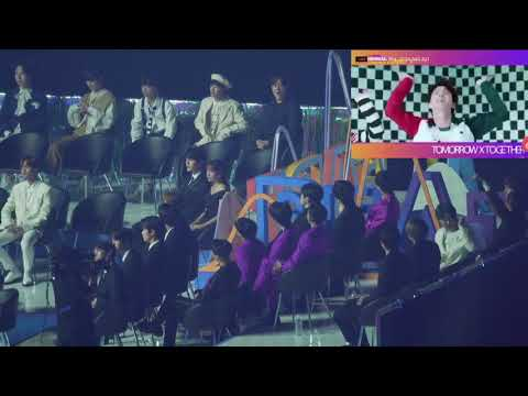 IDOLS REACTION TO BTS MOST LOVED ARTIST [V HEARTBEAT 2019]