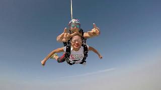 skydivedubai, 27th birthday, October 22,2015